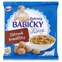 Nowaco Játrové knedlíčky do polévky 300g