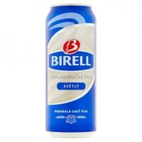 Birell Světlý nealkoholické pivo 0,5l