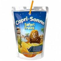 Capri-Sonne Safari fruits ovocný nápoj 0,2 l