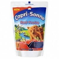 Capri-Sonne Red fruits ovocný nápoj 200ml