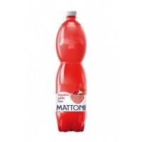 Mattoni Perlivá minerální voda s příchutí gr...