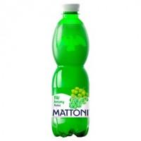 Mattoni minerální voda Bílé hrozny 500ml PET