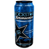 Rockstar Xdurance blueberry energetický nápoj 50...