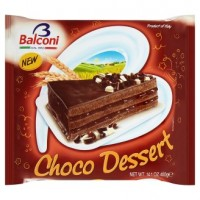 Balconi Čokoládový dezert 400g