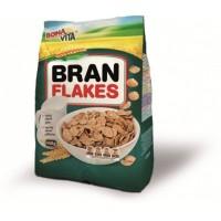 Bona Vita Bran flakes cereální lupínky 450g