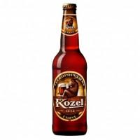 Velkopopovický Kozel, černý výčepní, sklo 0,...