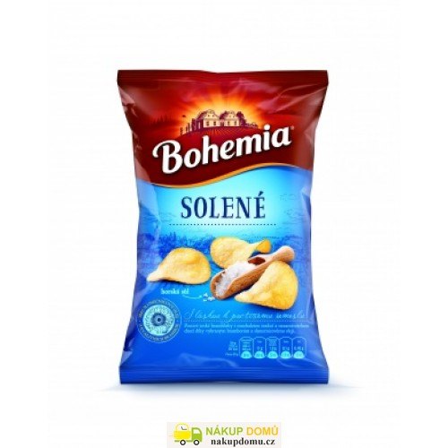 Bohemia Chips jemně solené 77g