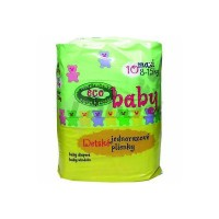 Eco Baby plenky 8-15kg 10ks