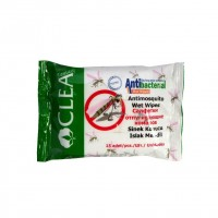 CLEA Vlhčené ubrousky Antibakteriální Anti Mos...