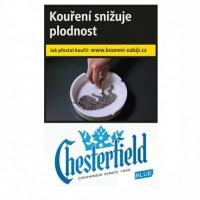 Chesterfield modrý 23ks