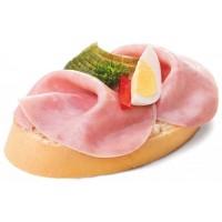 Chlebíček se šunkou 1ks / ~ 100g