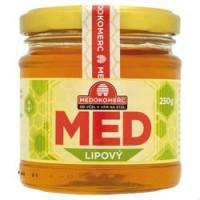 Medokomerc Med lipový 250g