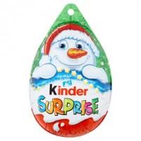 Kinder Surprise vajíčko s mléčnou čokoládou ...