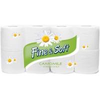 Big Soft Toaletní papír heřmánek - 8 roliček