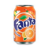 Fanta Pomeranč 330ml