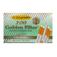 Golden menthol filter dutinky 115ks