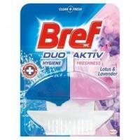 Bref Duo-Aktiv WC blok Levander 50 ml