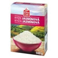 Fine Life Rýže jasmínová 500g