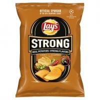 Lay's Strong sýr a papričky jalapeňo 65g