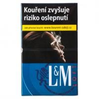 L&M loft modrý 20ks