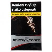 Benson & Hedges cigarety Black Slide 20ks