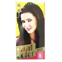Vital Color barva na vlasy č.8