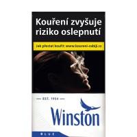 Winston modrý 20ks