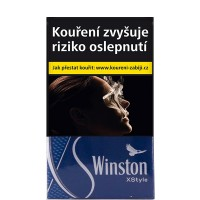 Winston Xstyle blue 20ks
