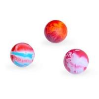Hračka míček z tvrdé gumy 5 cm