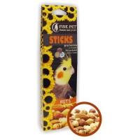 Fine Pet tyčinky ořechové pro korely 110g