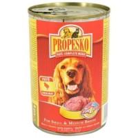 Propesko konzerva pate kuřecí complete pro psy 4...