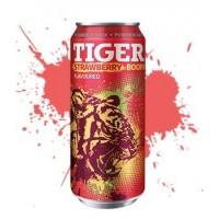 Tiger energetický nápoj jahoda 0,5L
