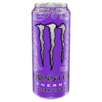 Monster ultra violet 0,5L
