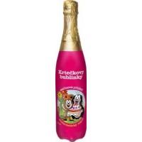 Krtečkovy bublinky dětský nápoj malina 0,7L