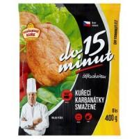 Kuřecí karbanátky 400 g