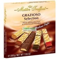 Maitre Truffout Grazioso čokoláda mix Italian St...