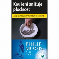 Philip Morris Pearlcap box 20ks