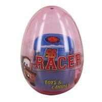 Prestige vajíčko plastové &3 puppy+racers+greyd...