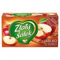 ZŠ čaj jablko skořice 20x1,75g