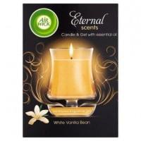 Air wick eternal scents svíčka vanille 130g