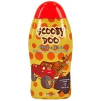 Dětský sprchový gel 2v1 scooby doo boys 300ml