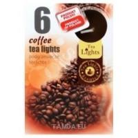 Tea Lights Svíčky Cafe 6ks