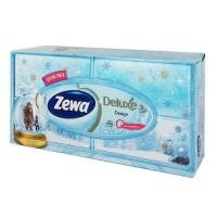 Zewa kosmetické ubrousky 3v winter le 90ks