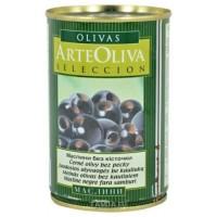 Olives olivy černé bez pecky 300g