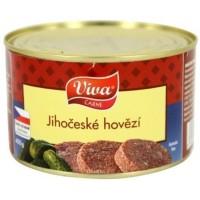 Viva hovězí maso jihočeské 400g