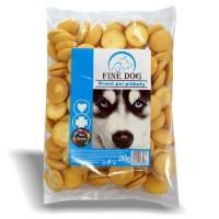 Fine Dog piškoty žluté pro psy 200g