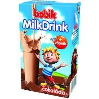 Bobík Milk drink čokoláda 250ml