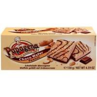 Papagena vafle s čokoládou a arašídovým krém...