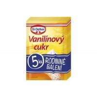 Dr. Oetker cukr vanilínový @5x20g