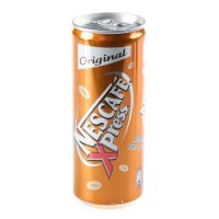 Nescafe xpress cappuccino white 250ml